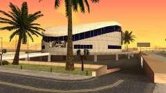 HD текстуры стадиона в Лас Вентурас