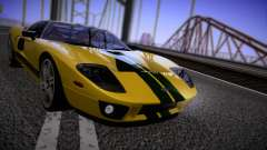 Ford GT 2005 Road version для GTA San Andreas