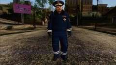 ДПС Скин 4 для GTA San Andreas