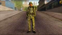 Северокорейский солдат (Rogue Warrior)