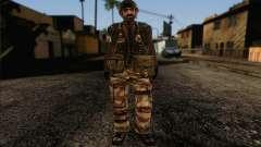 Солдат МЕК (Battlefield 2) Skin 4