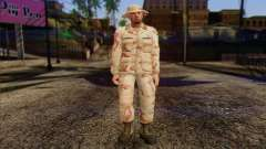 California National Guard	 Skin 1 для GTA San Andreas