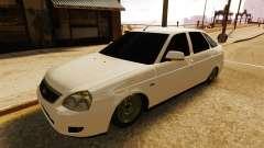 Lada Priora хэтчбек 5 дв для GTA 4