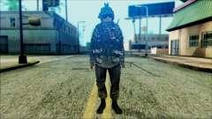 Солдат ВДВ (CoD: MW2) v5 для GTA San Andreas