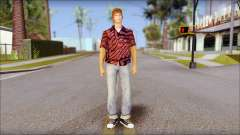 Marty from Back to the Future 1955 для GTA San Andreas
