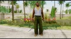 MR T Skin v2 для GTA San Andreas