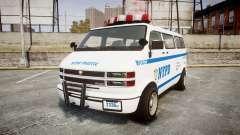 GTA V Bravado Youga NYPD