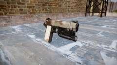 Пистолет Kimber 1911 Choco для GTA 4