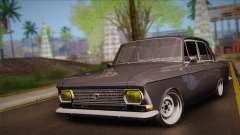 Москвич 412 Заниженный для GTA San Andreas