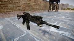 Автоматический карабин Colt M4A1 kryptek typhon