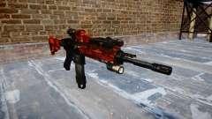 Автоматический карабин Colt M4A1 bacon для GTA 4