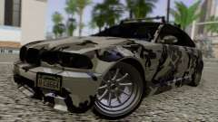 BMW M3 E46 Coupe 2005 Hellaflush v2.0 для GTA San Andreas