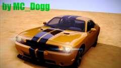 New ENBSeries by MC_Dogg для GTA San Andreas