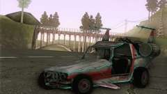 Space Docker from GTA V для GTA San Andreas