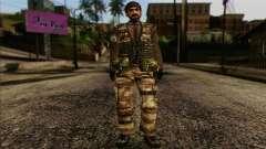 Солдат МЕК (Battlefield 2) Skin 2