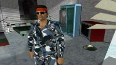 Camo Skin 17 для GTA Vice City