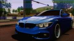 BMW 435i Stance