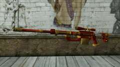 Sniper Rifle from PointBlank v1