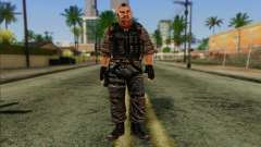 Солдат from Rogue Warrior 2 для GTA San Andreas