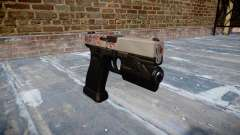 Пистолет Glock 20 cherry blososm