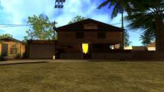 Новые HD текстуры домов на Гроув-стрит v2