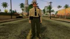 Полицейский (GTA 5) Skin 1