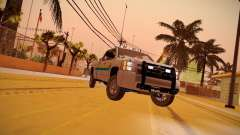 Chevrolet Silverado 2500HD Public Works Truck для GTA San Andreas