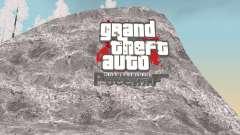 Снег для GTA Криминальная Россия beta 2