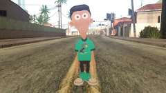 Sheen from Jimmy Neutron