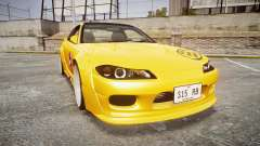 Nissan Silvia S15 Street Drift [Updated]