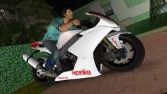 Aprilia RSV4 2009 White Edition I