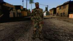 California National Guard	 Skin 3 для GTA San Andreas
