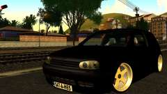 Volkswagen Golf IV для GTA San Andreas
