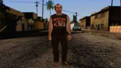 Trevor Phillips Skin v4 для GTA San Andreas