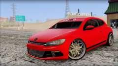 Volkswagen Scirocco Soft Tuning
