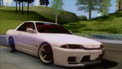 Nissan Skyline R32 Drift Monster Energy для GTA San Andreas