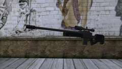 GTA 5 Sniper Rifle
