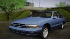 Chevrolet Impala 1996 для GTA San Andreas