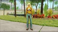Eva Girl v1 для GTA San Andreas