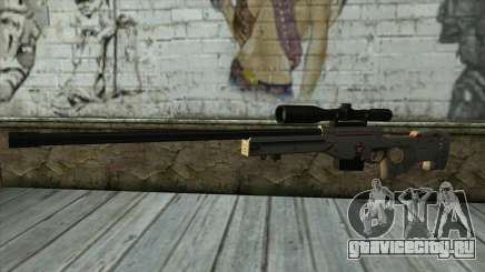 Sniper Rifle from PointBlank v2 для GTA San Andreas
