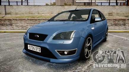 Ford Focus ST 2005 Rieger Edition для GTA 4