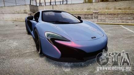 McLaren 650S Spider 2014 [EPM] Michelin v5 для GTA 4