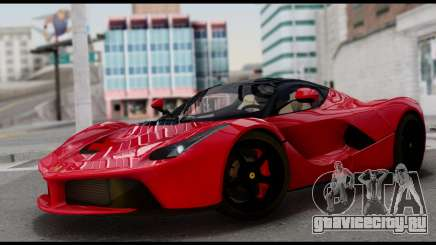 Ferrari LaFerrari 2014 (IVF) для GTA San Andreas