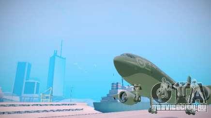 Canadian Forces Airbus CC150 Polaris для GTA San Andreas