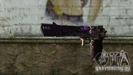 PurpleX Desert Eagle для GTA San Andreas