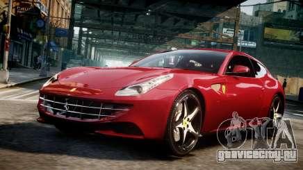 Ferrari FF 2011 v1.5 для GTA 4