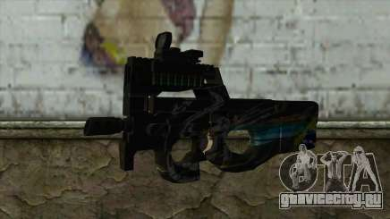 P90 from PointBlank v1 для GTA San Andreas