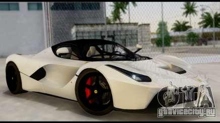 Ferrari LaFerrari 2014 (HQLM) для GTA San Andreas