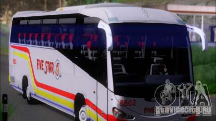 Irizar MQ2547 Five Star 8802 для GTA San Andreas