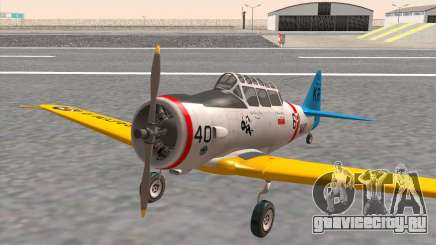 North American T-6 TEXAN N211A для GTA San Andreas